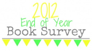 2012-end-of-year-survey