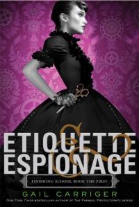 etiquette and espionagae